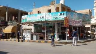 لجنة حصر الاشغالات تعاين37 محلا بشوارع القصير