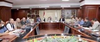 الموافقة على 35 طلب تقنين جديد على أراضي أملاك الدولة ببني سويف